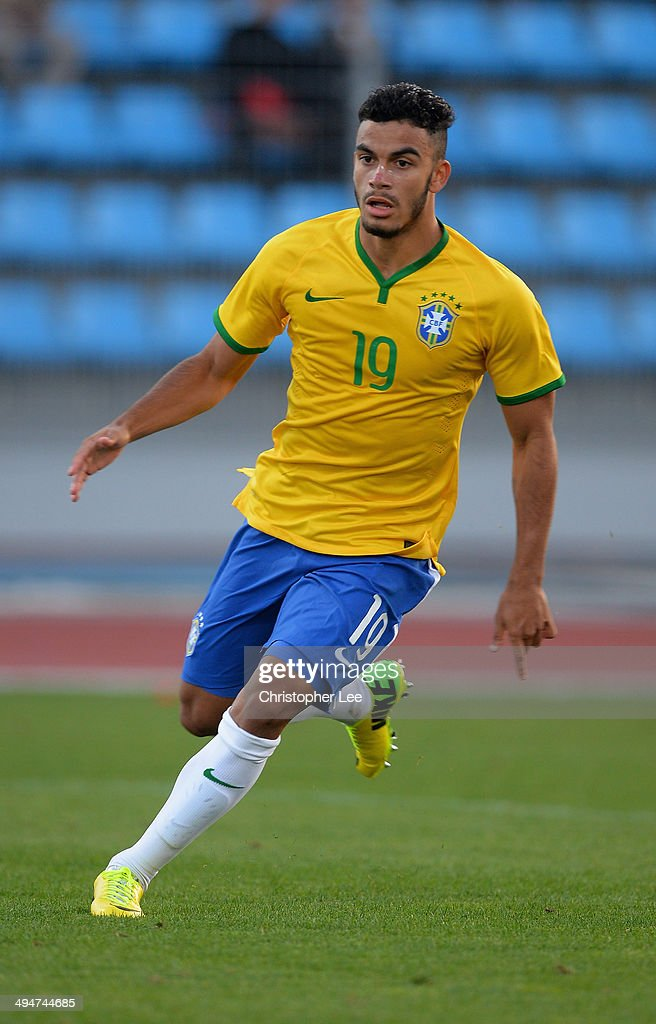 Brazil v Qatar - Toulon Tournament Group B