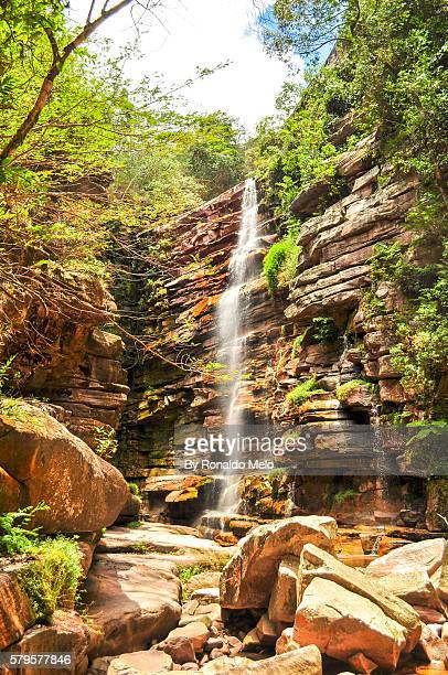 Mosquito waterfall, Chapada Diamantina, Brazil