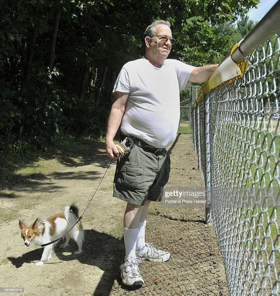 Mosquitos carrying the West Nile virus have been found in Gorham and we interviewed residents on Thursday afternoon August 23rd. Henry Wickham was walking his dog, Bernard, on a path near the athletic fields at Gorham's Village Elementary School when he was informed of the mosquito find.