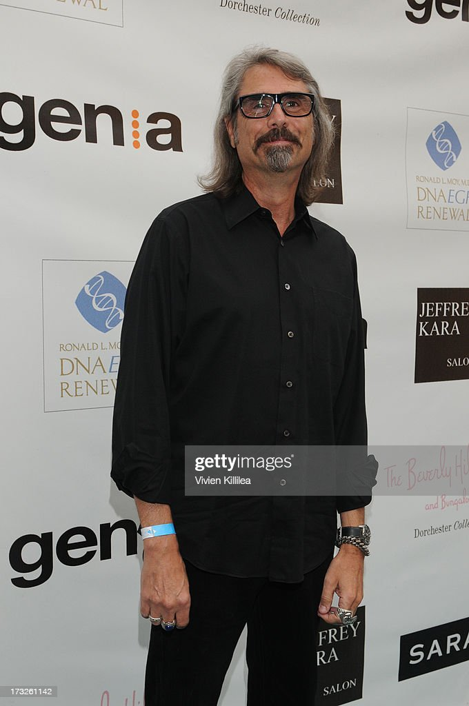 A And Michael Hogg Presents The Summer Soiree Of Season And The Agenostic Man Book Launch at Beverly Hills Hotel on July 10, 2013 in Beverly Hills, California.