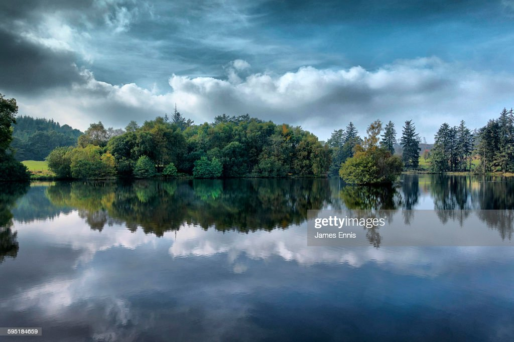 Moss Eccles Tarn, English Lake District, UK