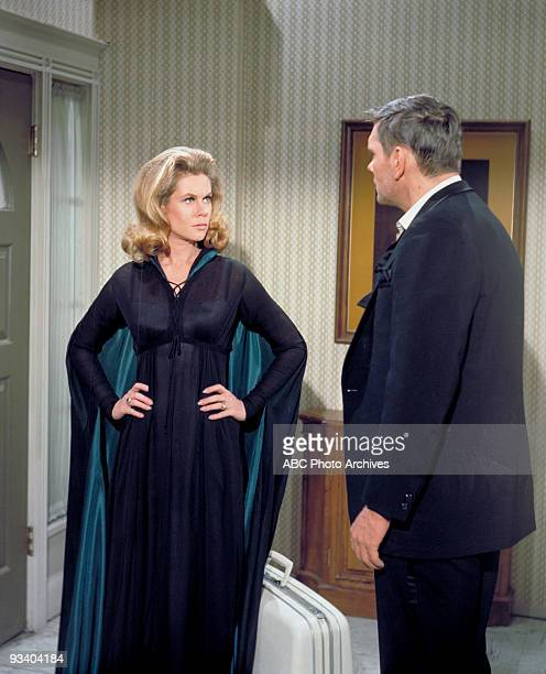 BEWITCHED 'A Most Unusual Wood Nymph' Season Three 10/13/66 Samantha and Endora returned to the 14th century to remove a curse placed on Darrin's...