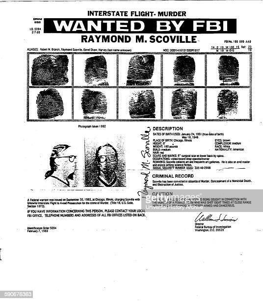 Fbi Wanted Poster Photos and Pictures – Wanted Criminal Poster