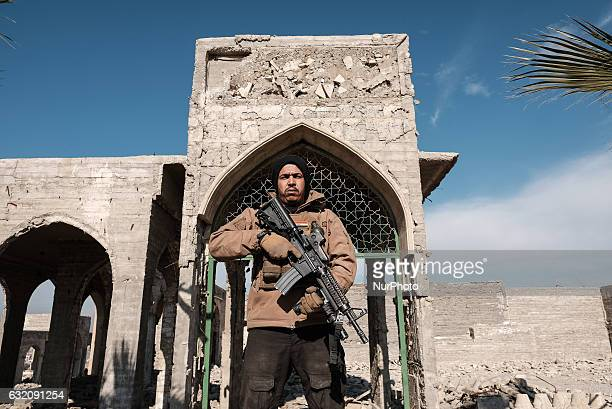 Mosul Iraq Iraqi security forces backed up by USled coalition warplanes and military advisors have regained more areas from the ISIS terrorist group...