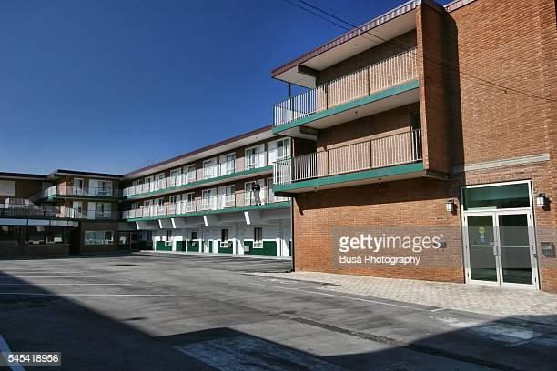 Motel in Niagara Falls, Ontario, Canada