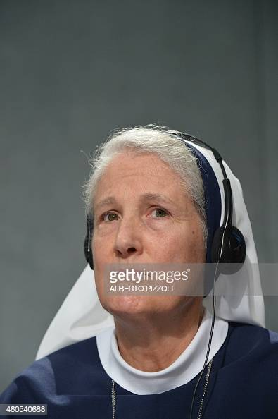 ... Mother Agnes Mary Donovan superior general of the Sisters of Life ... - mother-agnes-mary-donovan-superior-general-of-the-sisters-of-life-picture-id460540688?s=594x594