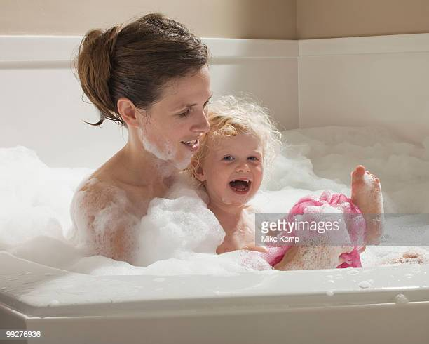 Taking A Bath Stock Photos And Pictures Getty Images
