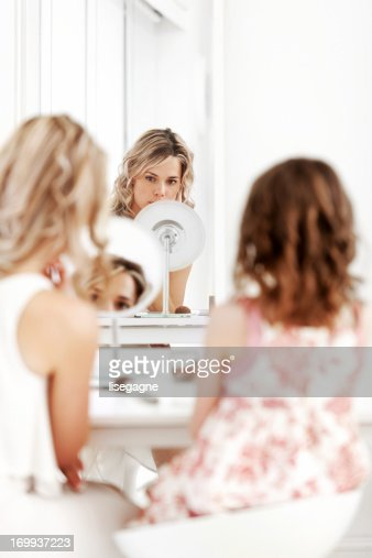 Mother and daughter : Stock Photo