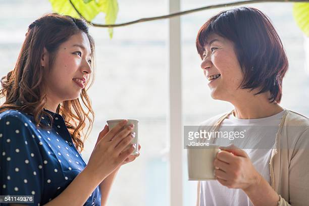 母と娘の話