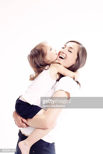 Mother and her dauhghter
