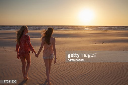 Mother and Teenager daughter : Stock Photo