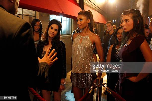 THE NEIGHBORS 'Mother Clubbers' After Debbie fears she's lost her looks and Jackie discovers that on Earth she's considered a '10' they end up in...
