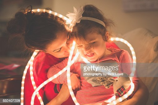 Mother Daughter lovable moment