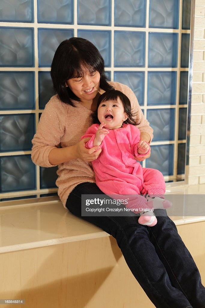 Mother Daughter Moments : Stock Photo