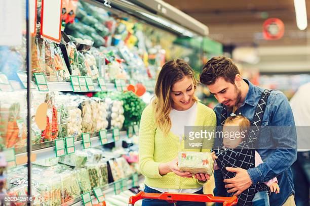 Mutter Lebensmittel-Einkaufsservice.