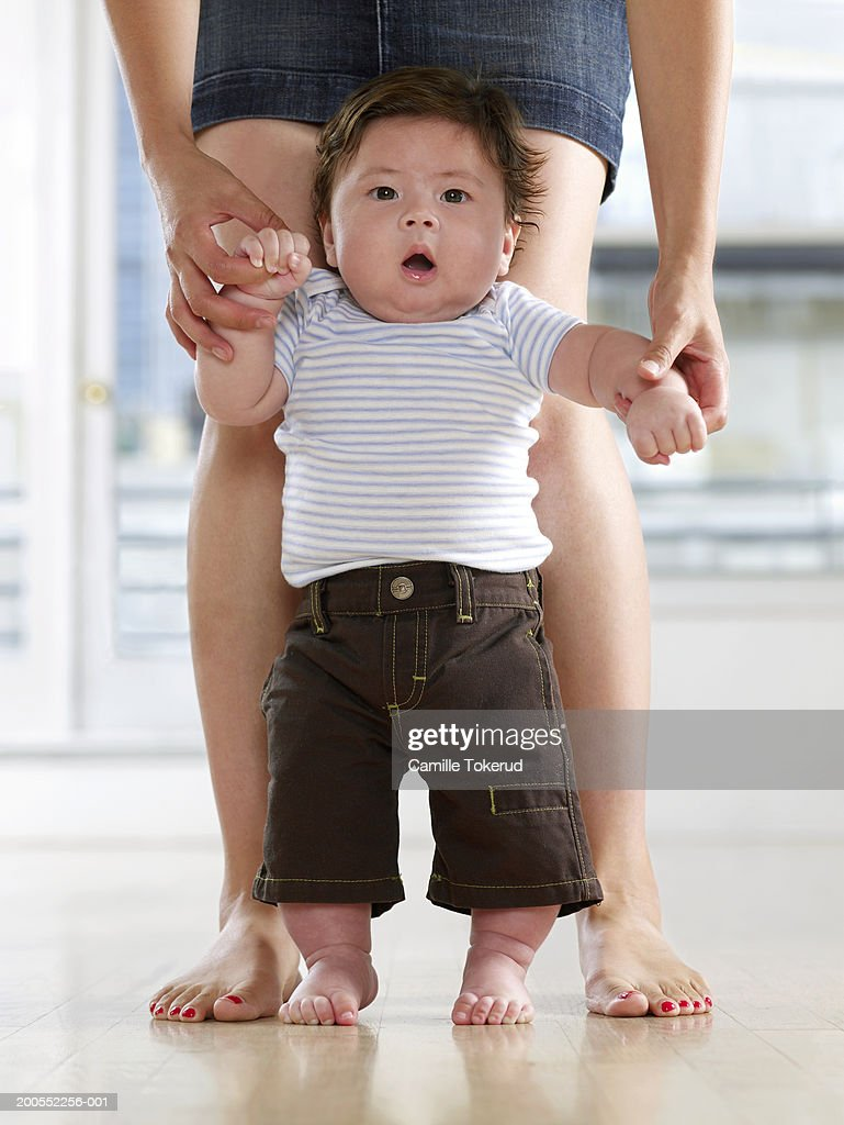 how to get baby to walk
