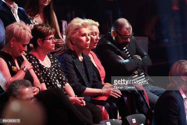 Mother of Chiara Ohoven during the final show of the tenth season of the television competition 'Let's Dance' on June 9 2017 in Cologne Germany