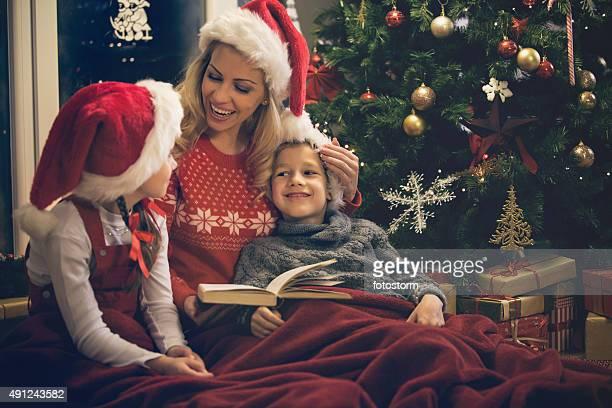 Mother リーティング、ご予約時にお子様には、クリスマスの祝日