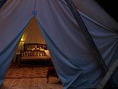 Camping, Resort,
