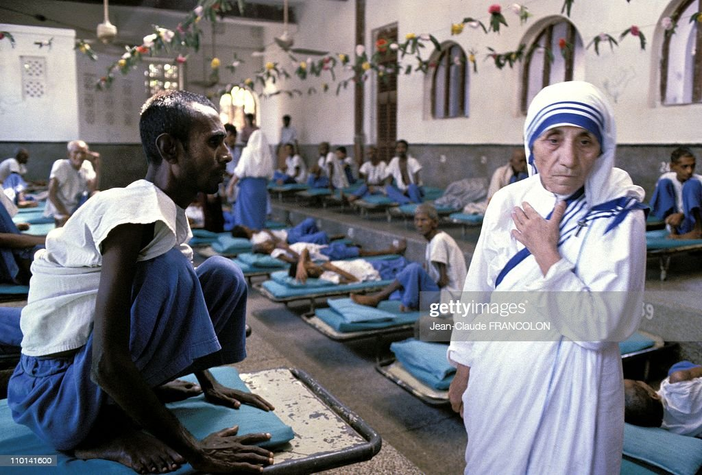 a found a hero in mother teresa of calcutta The decades of unknown history hidden behind the iron curtain are a treasure  trove of stories waiting to be told, heroes and saints waiting to.