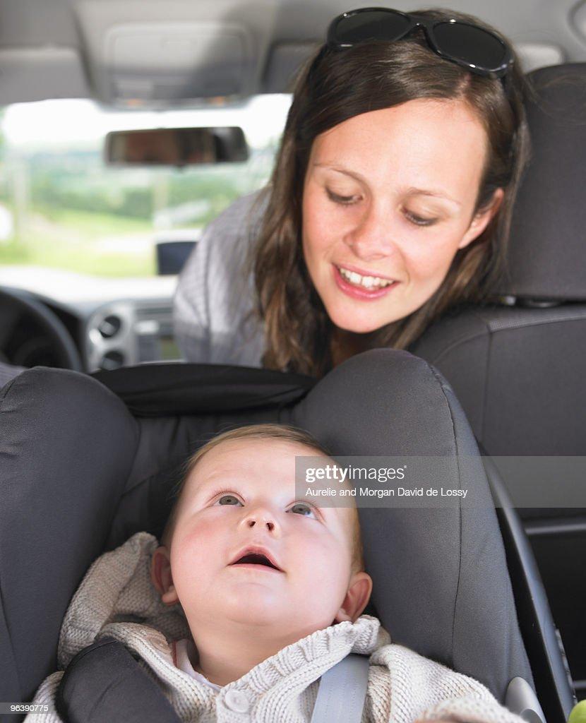 Supernanny Car Seat