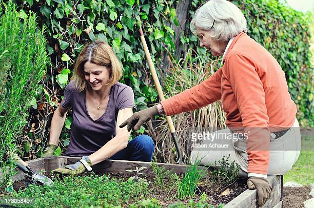 Mother-Daughter Gardening