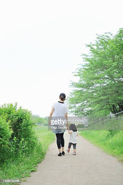 Mother&girl