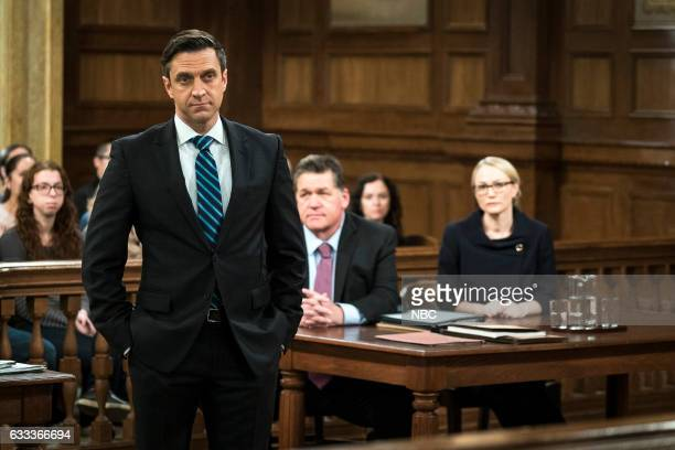 UNIT 'Motherly Love' Episode 1810 Pictured Raul Esparza as ADA Rafael Barba