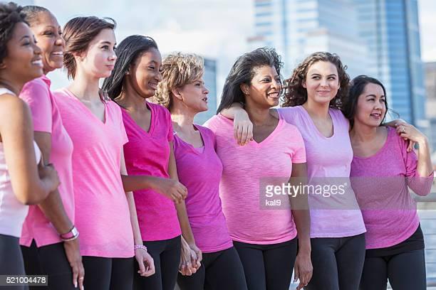 Madri e figlie per la lotta contro il cancro al seno