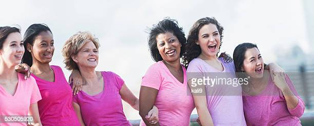 Mothers and daughters for breast cancer awareness