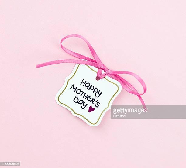 Dia da Mãe Etiqueta de Presente