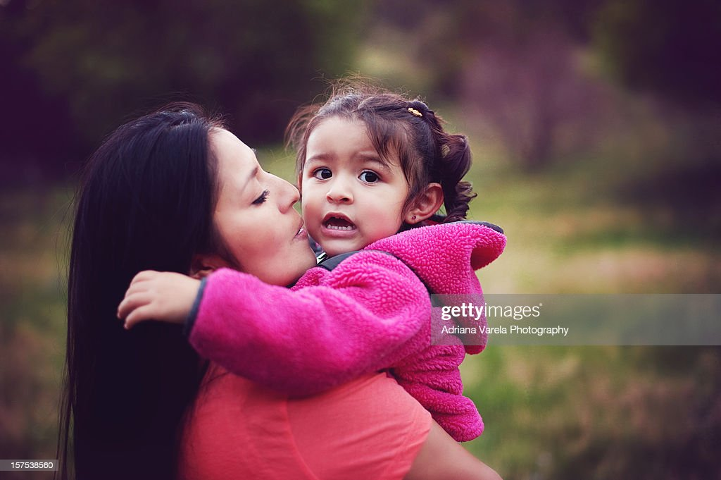 A mothers love : Stock Photo