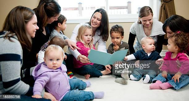 Mütter von preschoolers