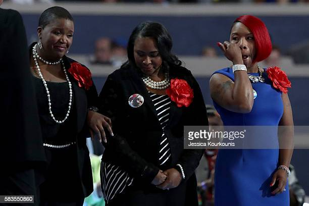 Mothers of the Movement Cleopatra PendletonCowley mother of Hadiya Pendleton Wanda Johnson mother of Oscar Grant and Lezley McSpadden Mother of Mike...