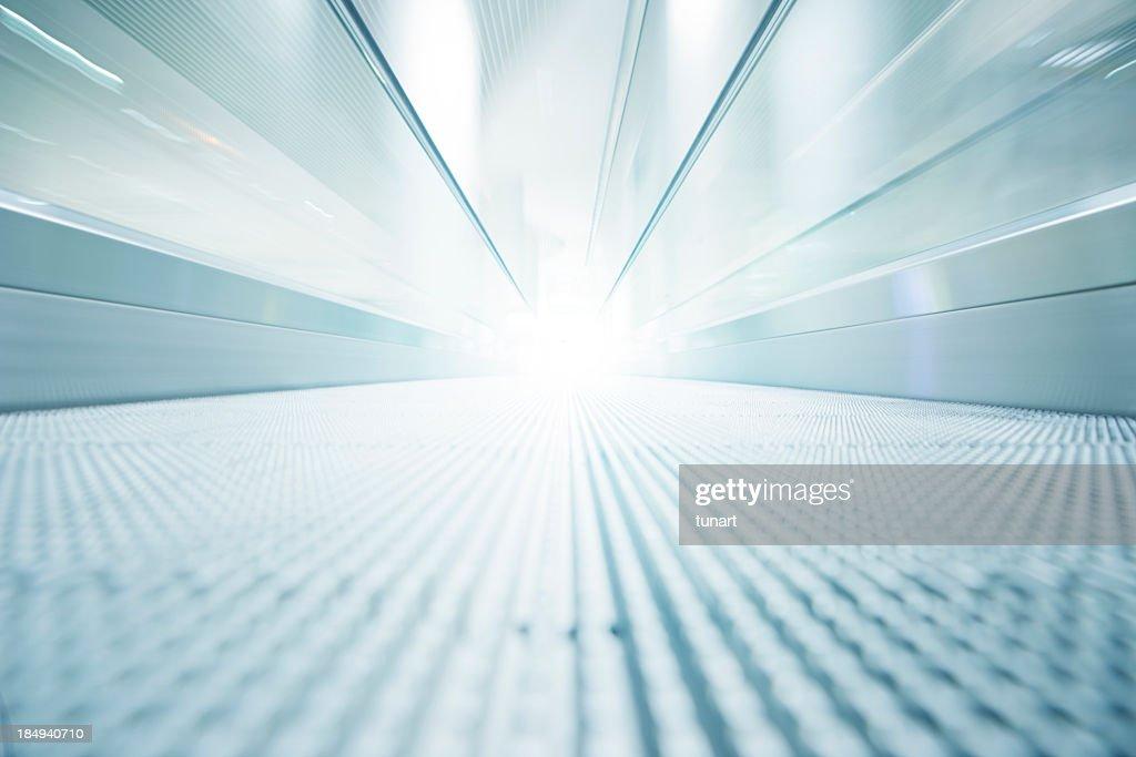 Mouvement de la lumière : Photo