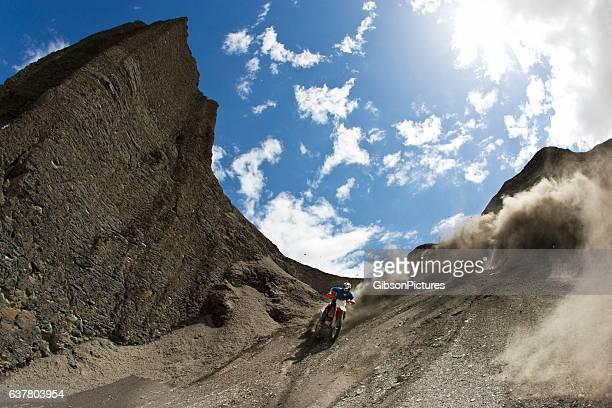 Motocross Desert Rider