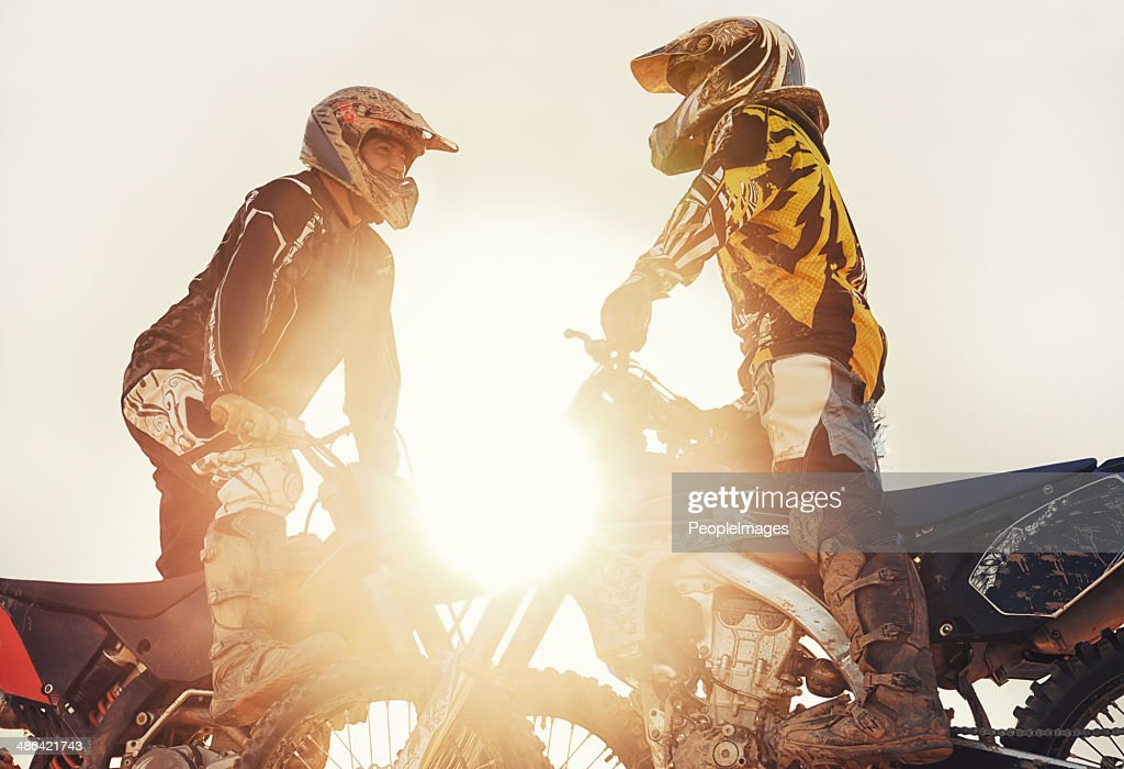 Motocross is perfect for an adrenaline junkie