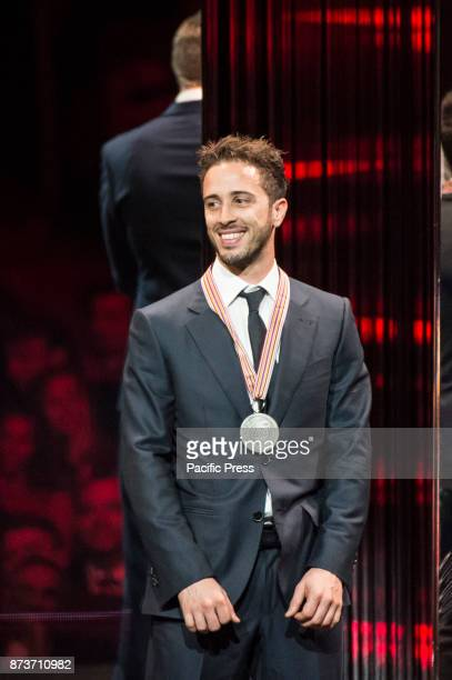 MotoGP Awards Night Andrea Dovizioso third of world championship