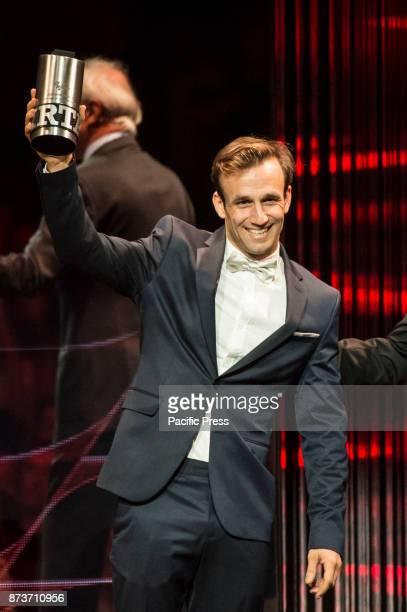 MotoGP Awards Night Johann Zarco receive the roockie of the year