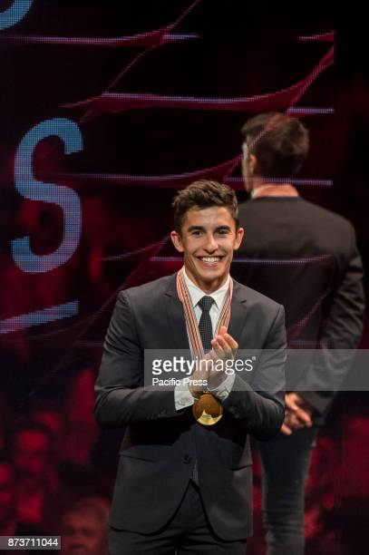 MotoGP Awards Night Marc Marquez Motogp world champion