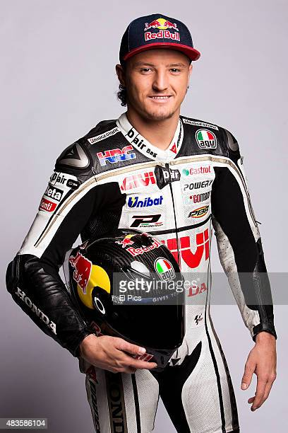 MotoGP rider Jack Miller portrait session on July 31st 2015 in Sydney Australia