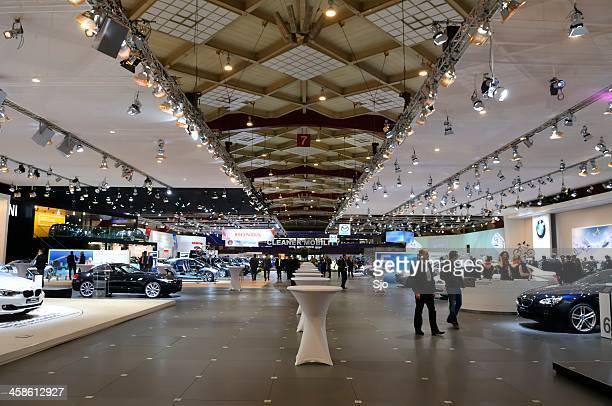 BMW motor show