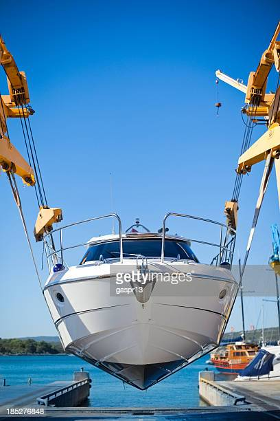 motor yacht launch