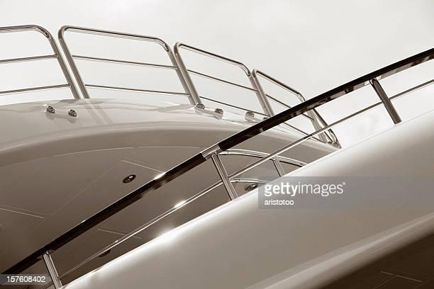 Motor Yacht Railing