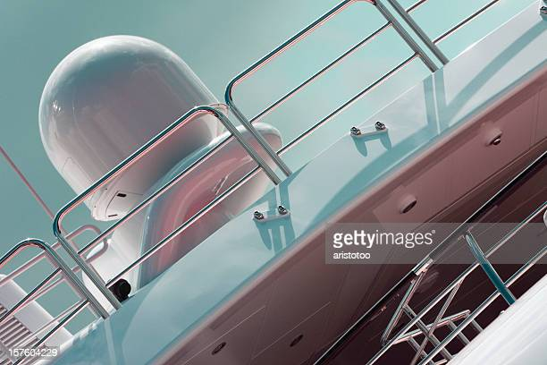 Motor Yacht Satellite Navigation