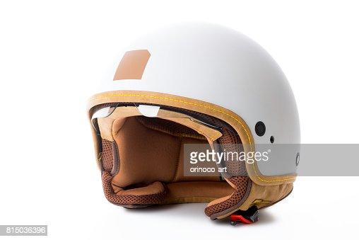 motorcycle helmet : Stock Photo