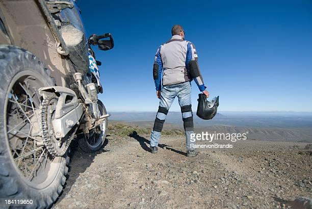 Motorrad-Reise