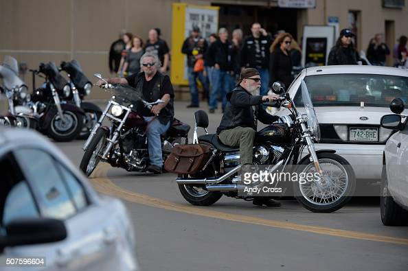 denver western motorcycle escort