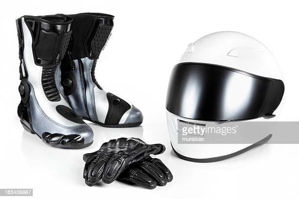 Motorcycle equipos de seguridad