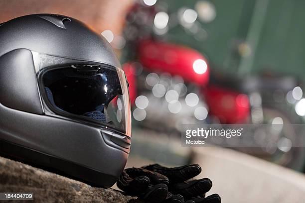 Motorcycle seguridad para engranajes